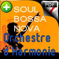 Soul Bossa Nova - Orchestre d'Harmonie - JONES Q.