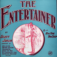 The Entertainer - Ensemble à Géométrie Variable - JOPLIN S.