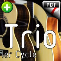 Blues-Rock - Trios Guitare - LE BARS D.