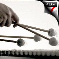 Valsens - Duo Vibraphone et Piano - BUREL D.