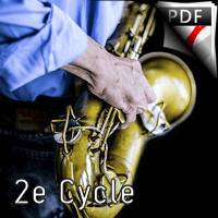 Voyage Andalou - Quatuor de Saxophones - DEQUEANT B.